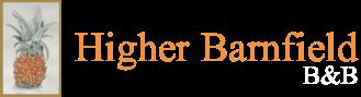 Higher Barnfield B&B
